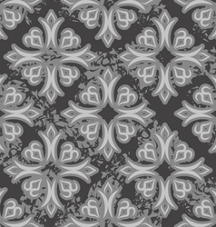 Vintage seamless pattern Old Royal ornament Retro vector image vector image