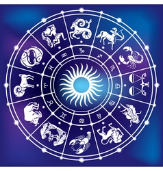 Horoscope vector