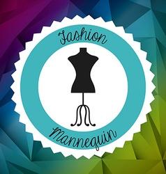 fashion seal vector image