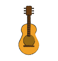 music instrument icon image vector image