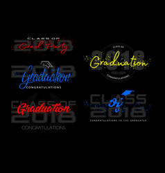 Set graduation label text for graduation vector
