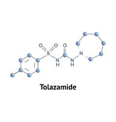Tolazamide sulfonylurea vector