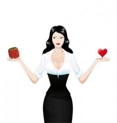 heartbreaker vector image vector image