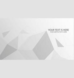 Modern technology business 4k grey background vector