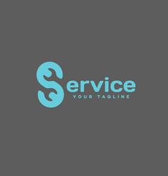 Service logo vector