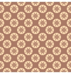 Tea abstract seamless patterns tiling swatch vector