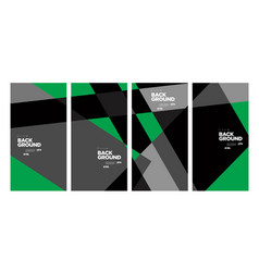 Abstract minimalist geometric background vector