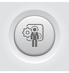 Integration Management Icon vector