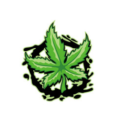 mascot cartoon character in vector image