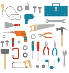 Tools clipart vector