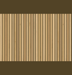 Wood planks wall wooden background vector