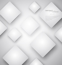 Design - eps10 Overlapping Squares Concept vector image vector image
