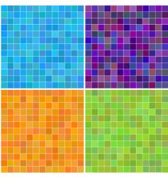 square tiles vector image