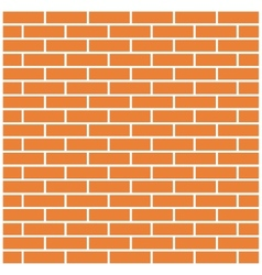 Background of brick wall vector