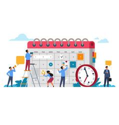 People planning concept entrepreneurship vector