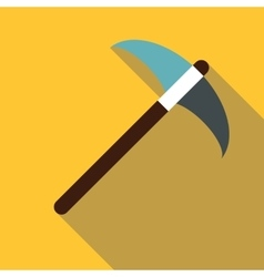 Pick tool icon flat style vector