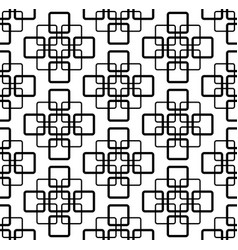 seamless simple oriental pattern background textur vector image