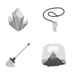 Smoke tourism travel and other web icon in vector