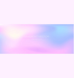 Soft modern gradient colors blurred transition vector