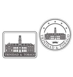 Trinidad and tobago vector