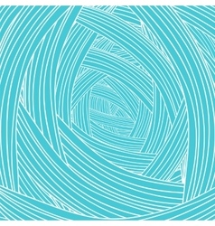 Abstract Azure Wave Background vector