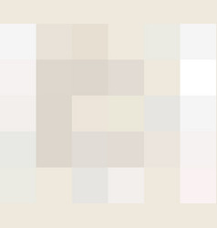 Classic color abstract squares background old vector