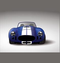 Cobra-blue vector
