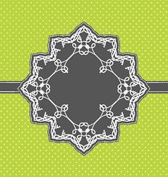 Decorative retro background 1406 vector