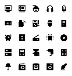 Electronics and Devices Icons 2 vector