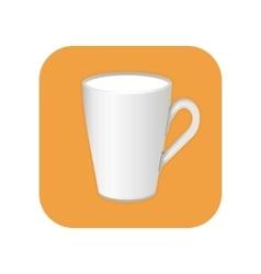 Icon Coffee Cup vector image