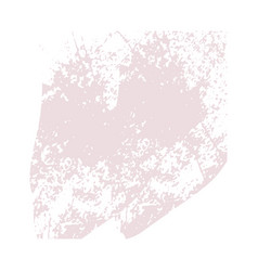 pink blush grunge texture spot chic trendy vector image