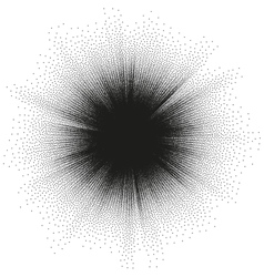 Technology backdrop multiple dot EPS 10 vector image