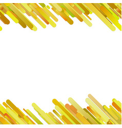 yellow seamless trendy gradient diagonal rounded vector image