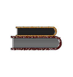 Books icon image vector