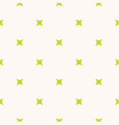 bright summer minimalist seamless pattern vector image