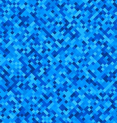 Checkered blue pattern vector image