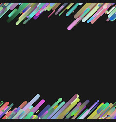 Colorful trendy abstract gradient background vector