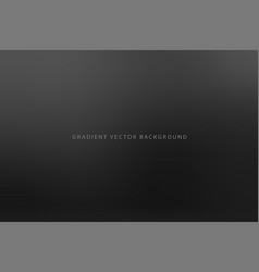 Dark blurred gradient background vector