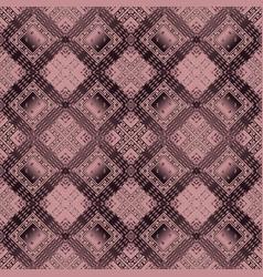 Waffle 3d greek seamless pattern geometric vector