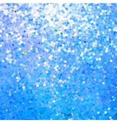 Glitters on a soft blurred background EPS 10 vector image vector image