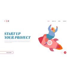 Business race competition creative idea project vector