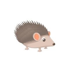 Hedgehog icon cartoon style vector image