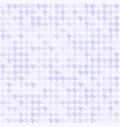 Violet houndstooth pattern seamless vector
