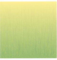 Yellow green background with thin stripes vector