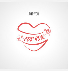 For you typographical design elements vector