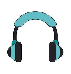Headphones vector
