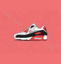 Nike air max 90 og infrared vector