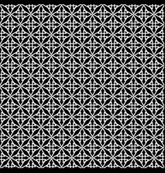 Tile black and grey background or dark pattern vector