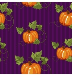 Autumn seamless pattern gift wrapping invitation vector image vector image
