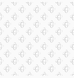 seamless grunge ornate pattern-01 vector image